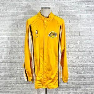 Nike Team Los Angelos Lakers Basketball Jacket